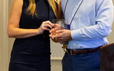 2019 Cindy Spurdle Award Winner Recipient is Rob Boyer, CLFP